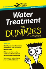 Read the Free E-Book, Water Treatment for Dummies!